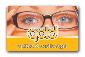 Gold Optika �gyf�lk�rtya